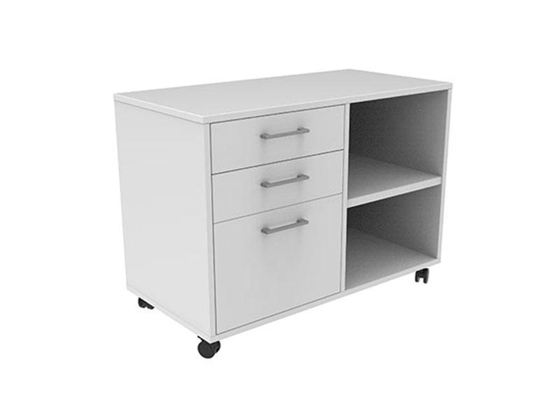 Module Caddy Drawer + Open Storage