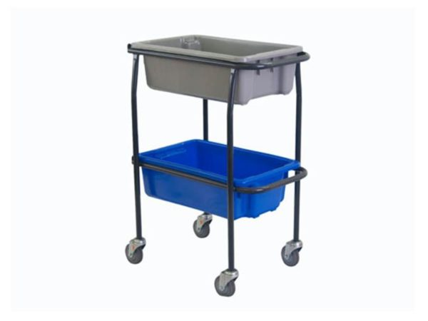 Trolley For Plastic Crates