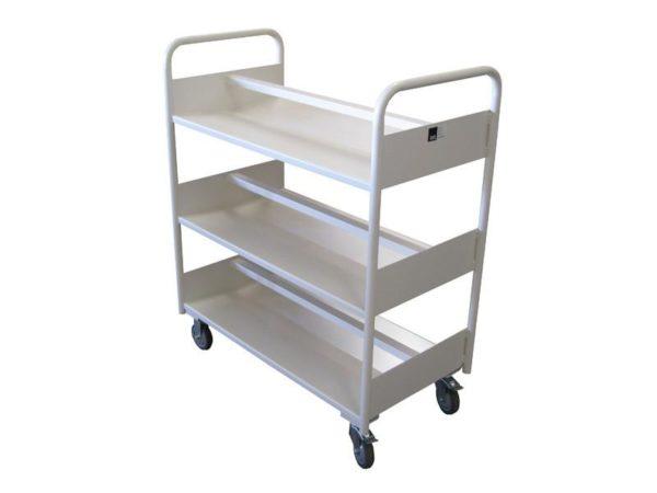 Standard Sloping Shelf Trolley