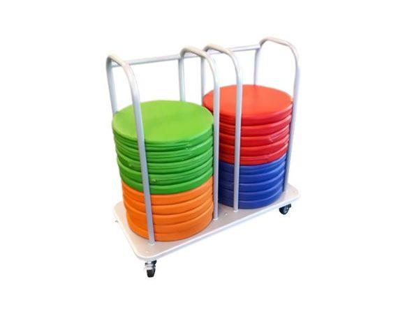 Floor Discs Trolley