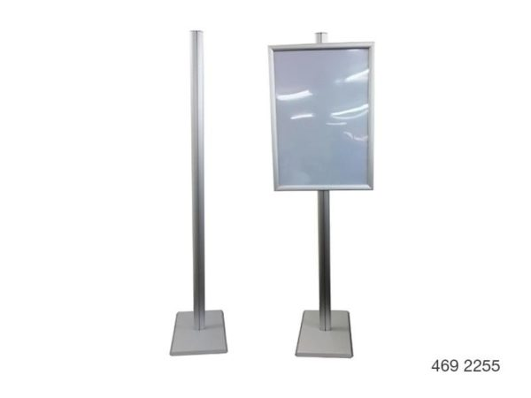 Ontario 'High Rise' Pole and Base