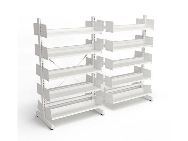 Intraspec Double-Sided Free-Standing 1560Mm Fiction