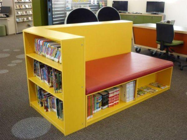 Altona Book Browsers/Seat