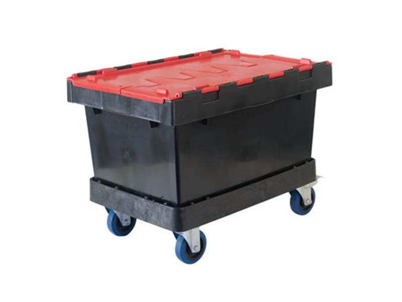 Crate-Skate To Take Stackable Crates