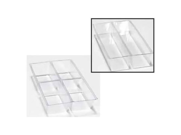 Stemstore Insert Tray Size 5 - 2 Compartment