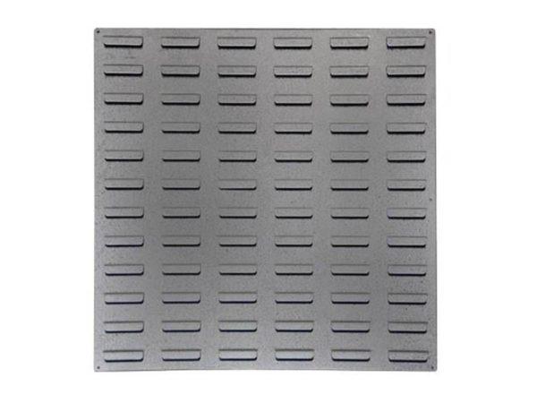 Stemstore Louvred Panel - Steel