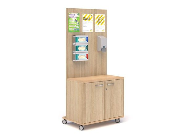 Sanitisation Booth
