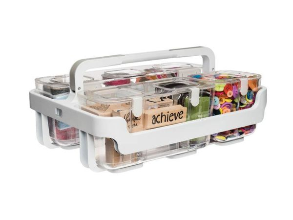 Stackable Caddy Organiser Kit