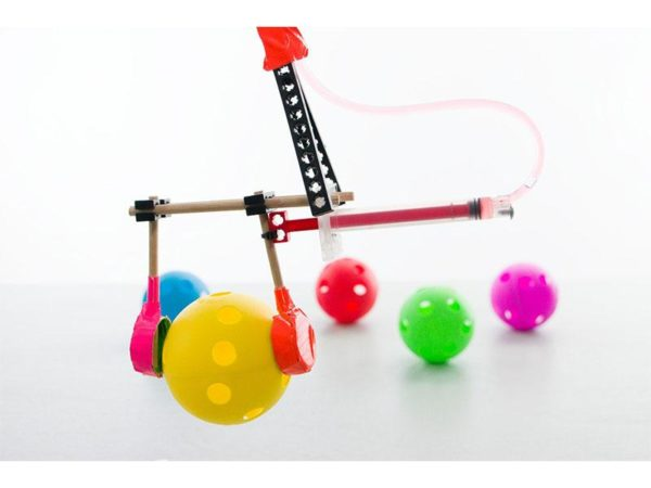 Hydraulic Claw Activity Kit